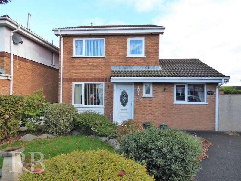 4 Bedrooms Detached House for sale in Parsonage Close, Heaton With Oxcliffe, Morecambe