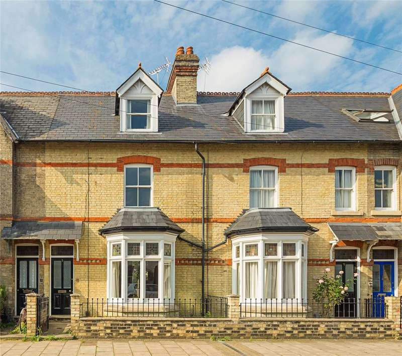 5 Bedrooms Terraced House for sale in Guest Road, Cambridge, CB1