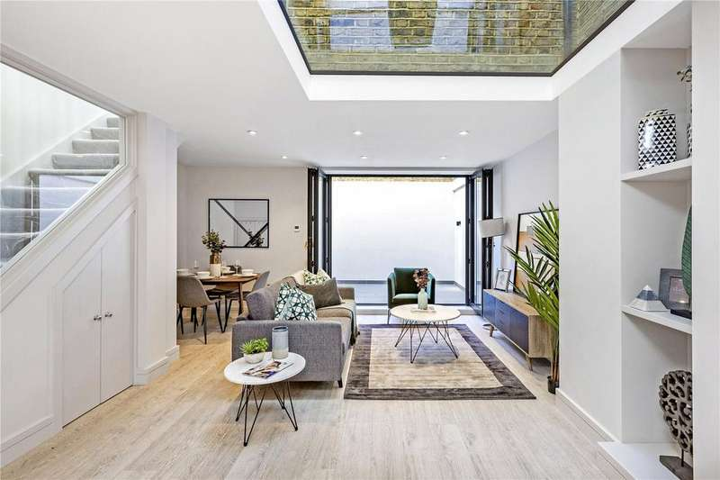 2 Bedrooms Flat for sale in Atherton Street, Battersea, London, SW11