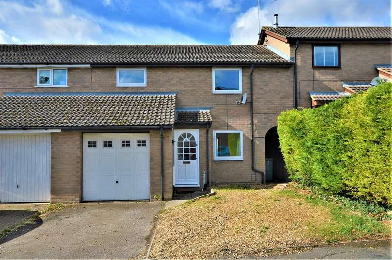 3 Bedrooms Terraced House for sale in Redcot Gardens, Stamford