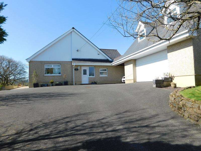 4 Bedrooms Detached House for sale in Tynewydd , Seven Sisters, Neath, Neath Port Talbot.