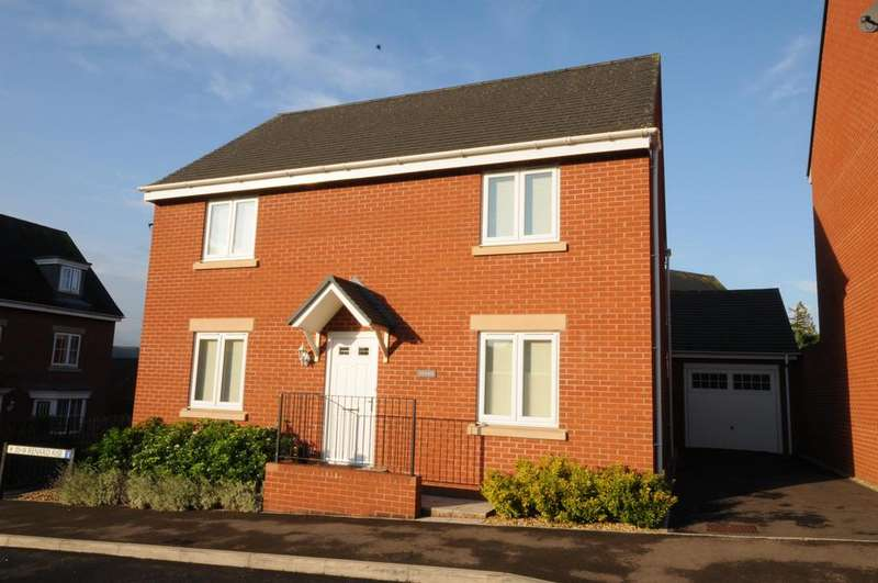 4 Bedrooms Detached House for sale in Renard Rise, Stonehouse, GL10 2BS