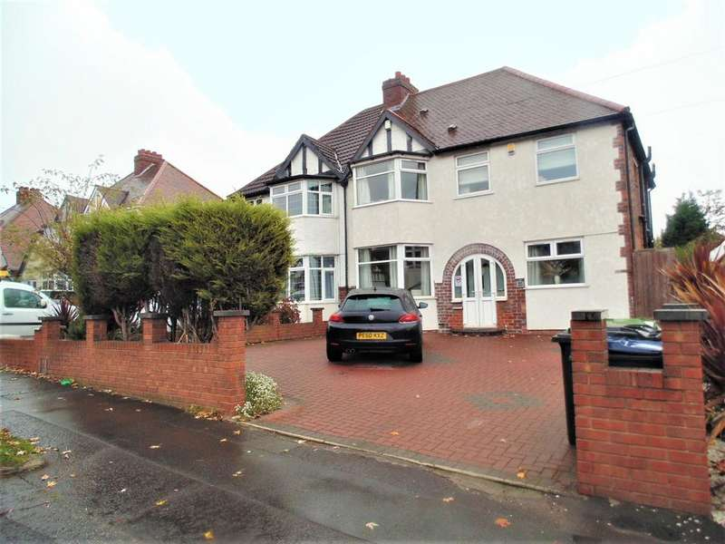 4 Bedrooms Semi Detached House for sale in Walsall Road, Great Barr, Birmingham B42