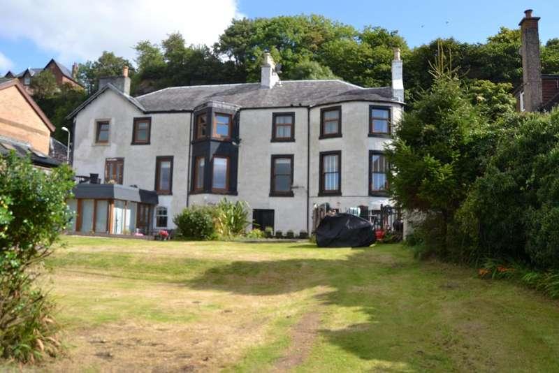 3 Bedrooms Flat for sale in Shore Road, Skelmorlie PA17
