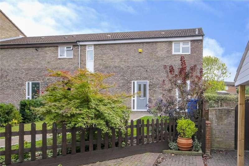 3 Bedrooms End Of Terrace House for sale in Garswood, Bracknell, Berkshire, RG12