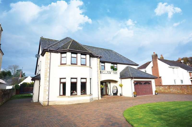 5 Bedrooms Detached Villa House for sale in 56 Monument Road, Ayr, KA7 2UB