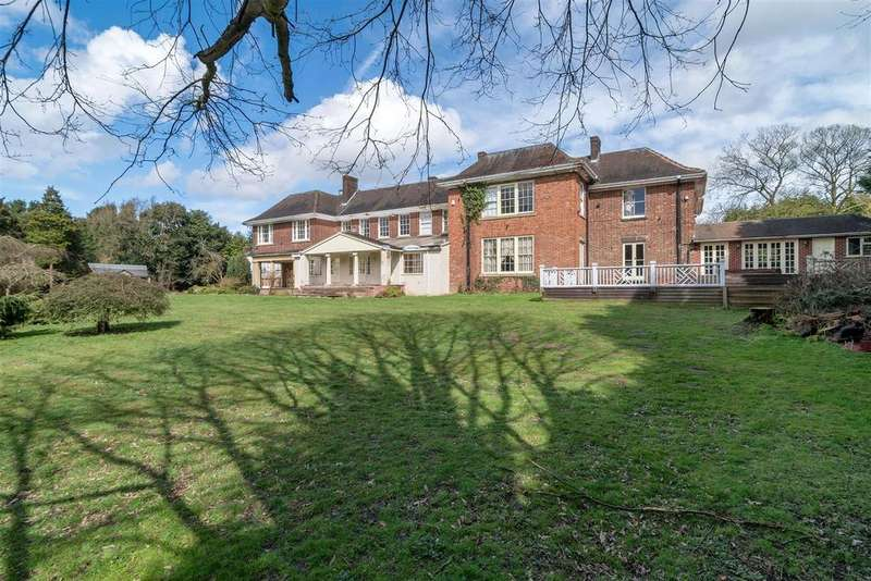 2 Bedrooms Country House Character Property for sale in Boothorpe Hall, Boothorpe, Nr. Ashby-de-la-Zouch