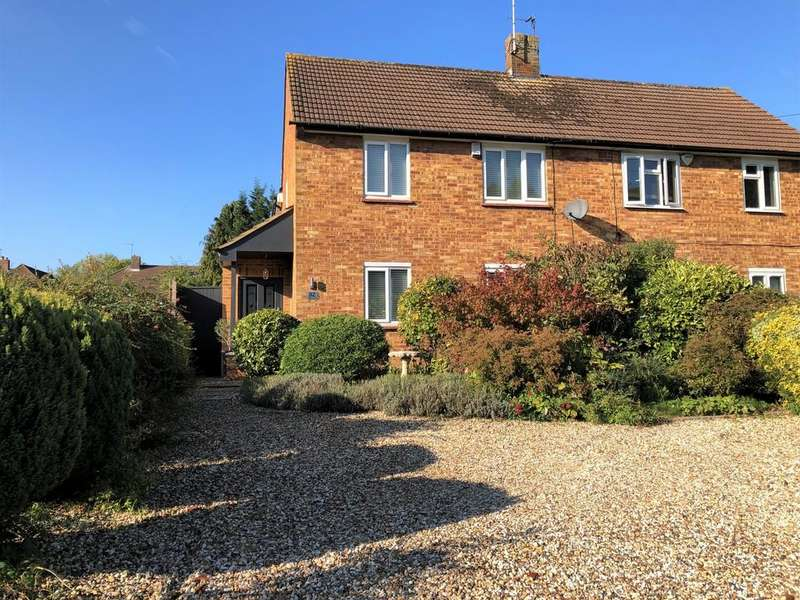 3 Bedrooms Semi Detached House for sale in Blanche Lane, South Mimms, EN6