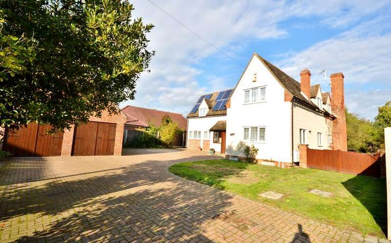 4 Bedrooms Detached House for sale in Braiswick, Colchester