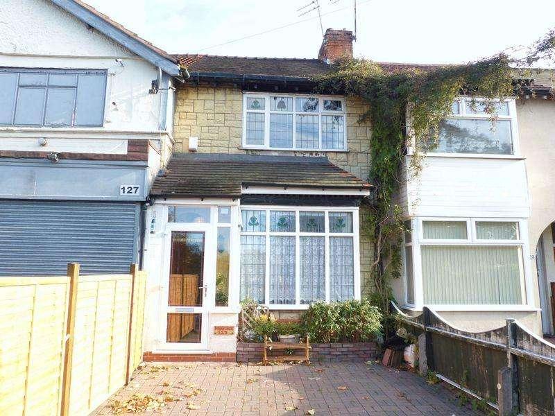 3 Bedrooms Terraced House for sale in George Road, Birmingham