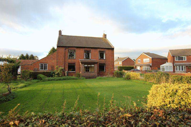 4 Bedrooms Detached House for sale in Rosslyn, Church Street, Middle Rasen
