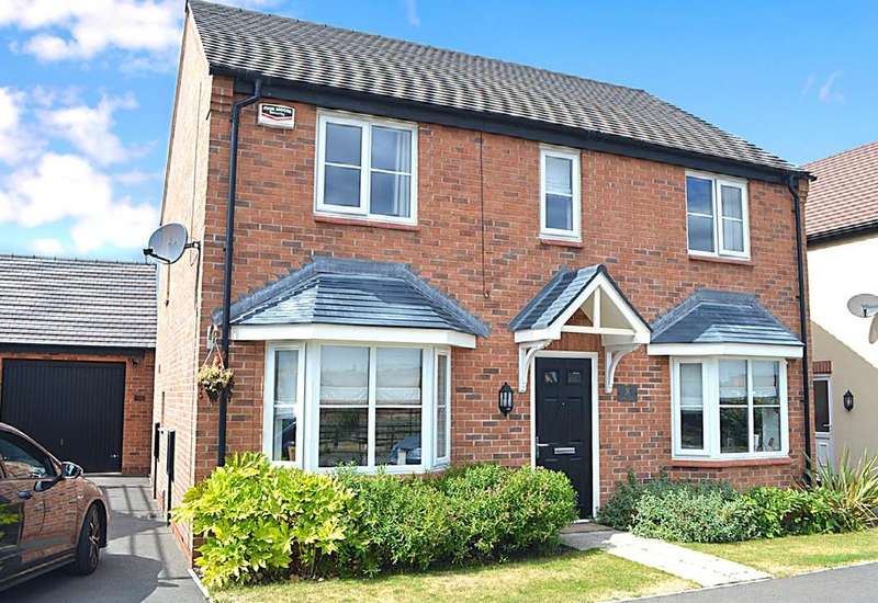 4 Bedrooms Detached House for sale in LUMLEY CLOSE, BOULTON MOOR