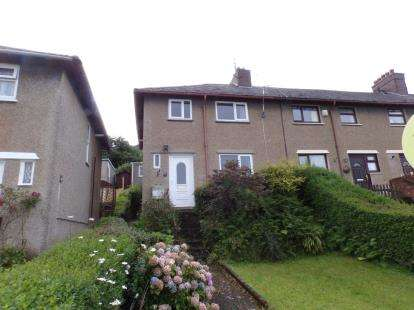 3 Bedrooms End Of Terrace House for sale in Gwynan Road, Penmaenmawr, Conwy, North Wales, LL34