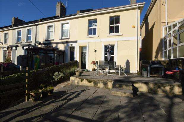 3 Bedrooms End Of Terrace House for sale in Alexandra Road, Ford, Plymouth, Devon