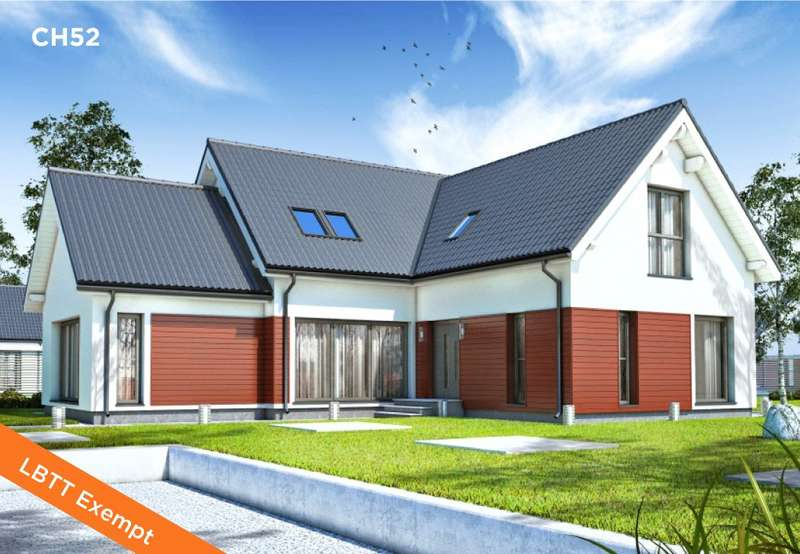 5 Bedrooms House for sale in Custom Build Home - CH52, Rowallan Castle Estate, Kilmaurs, East Ayrshire, KA3