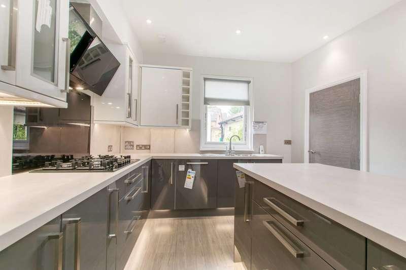 3 Bedrooms Maisonette Flat for sale in Church Street, Croydon, CR0