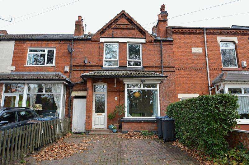 3 Bedrooms Terraced House for sale in Avenue Road, Kings Heath, Birmingham, B14