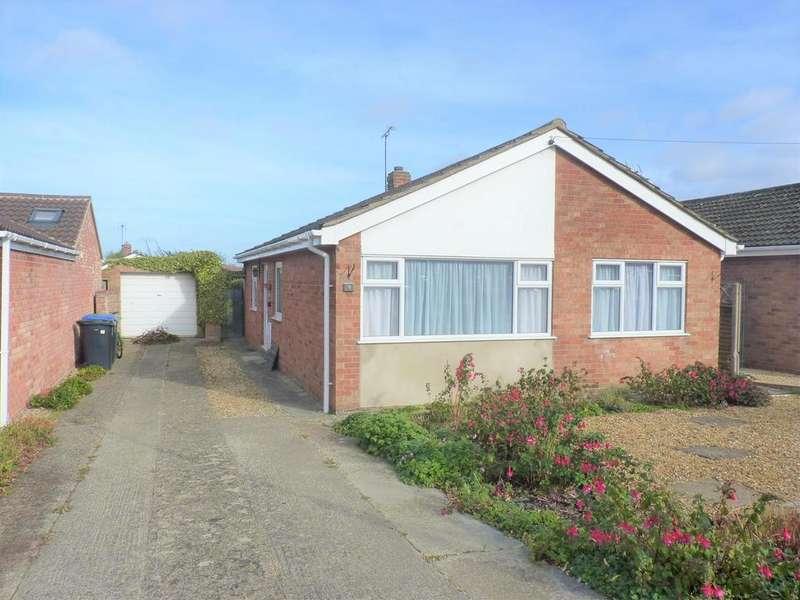 3 Bedrooms Detached Bungalow for sale in Argyle Park, Market Harborough