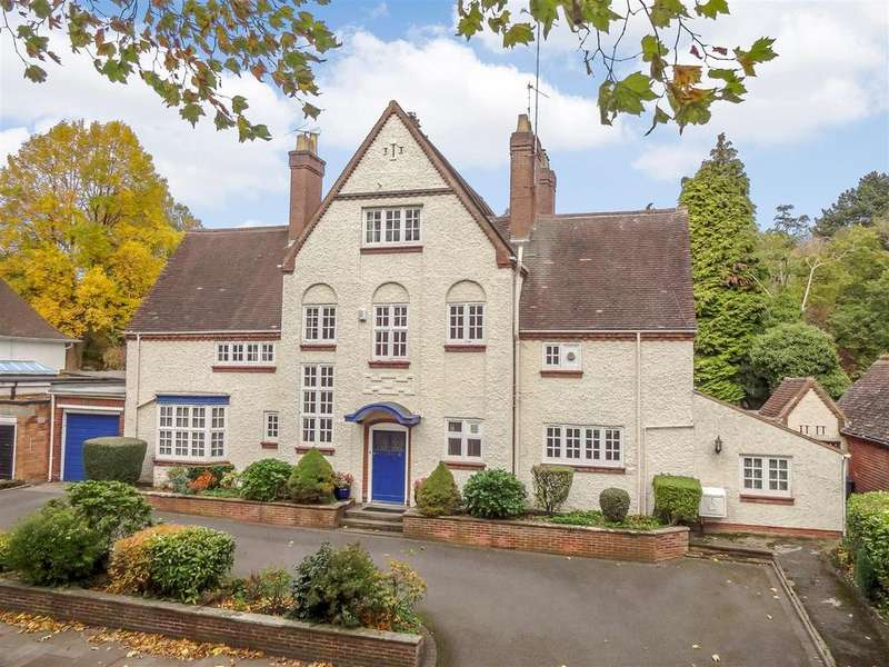 6 Bedrooms Detached House for sale in Yateley Road, Edgbaston
