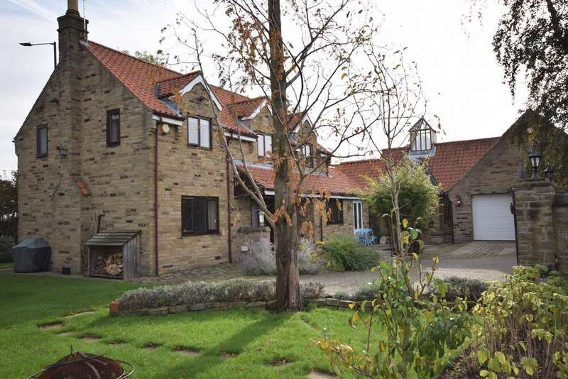 5 Bedrooms Detached House for sale in Dadsley Road, Tickhill