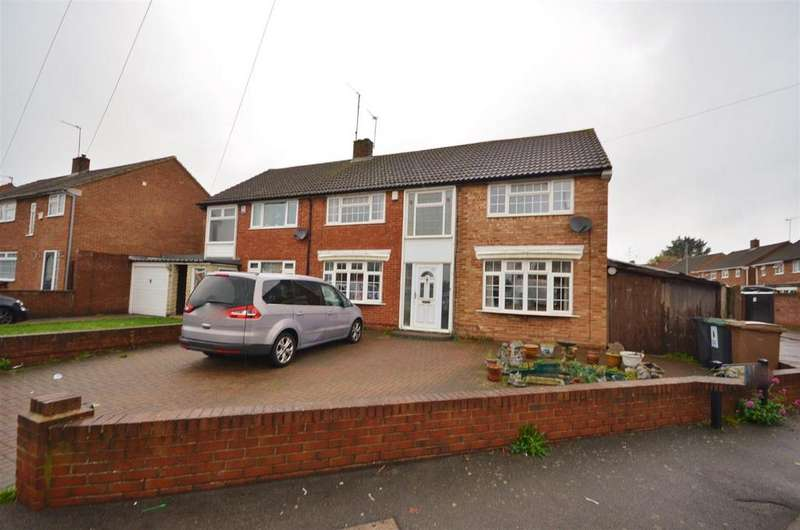 4 Bedrooms Semi Detached House for sale in Close to Luton Airport