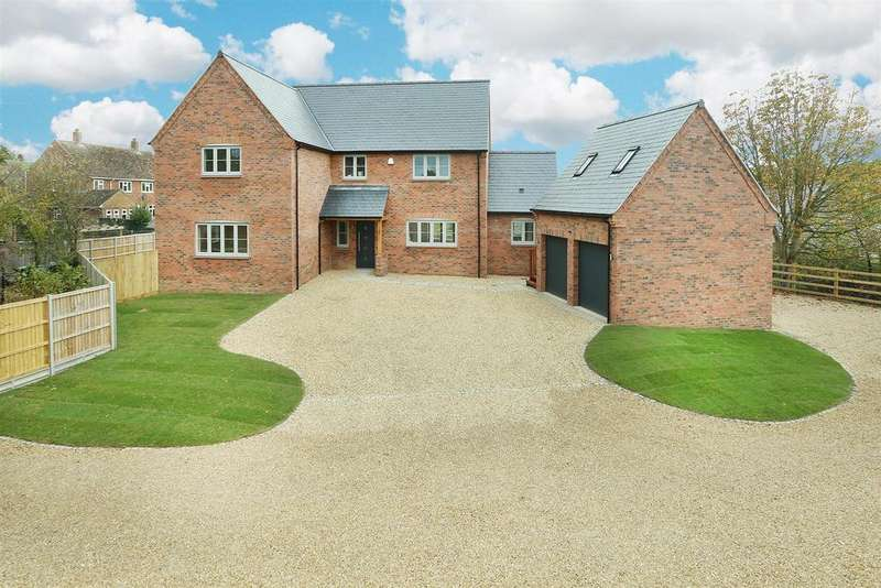 4 Bedrooms Detached House for sale in Kelmarsh Road, Clipston, Market Harborough