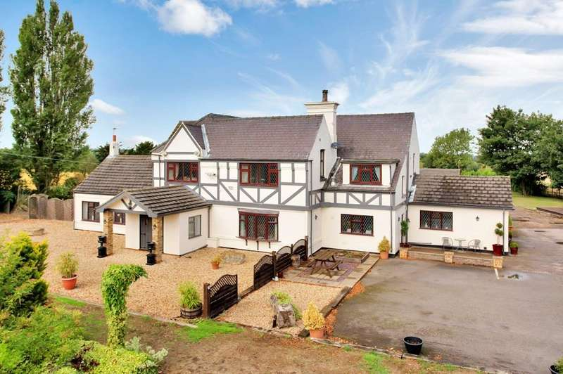 5 Bedrooms Detached House for sale in The Chestnuts, Glentham
