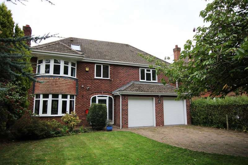 6 Bedrooms Detached House for sale in Burton Road, Lincoln