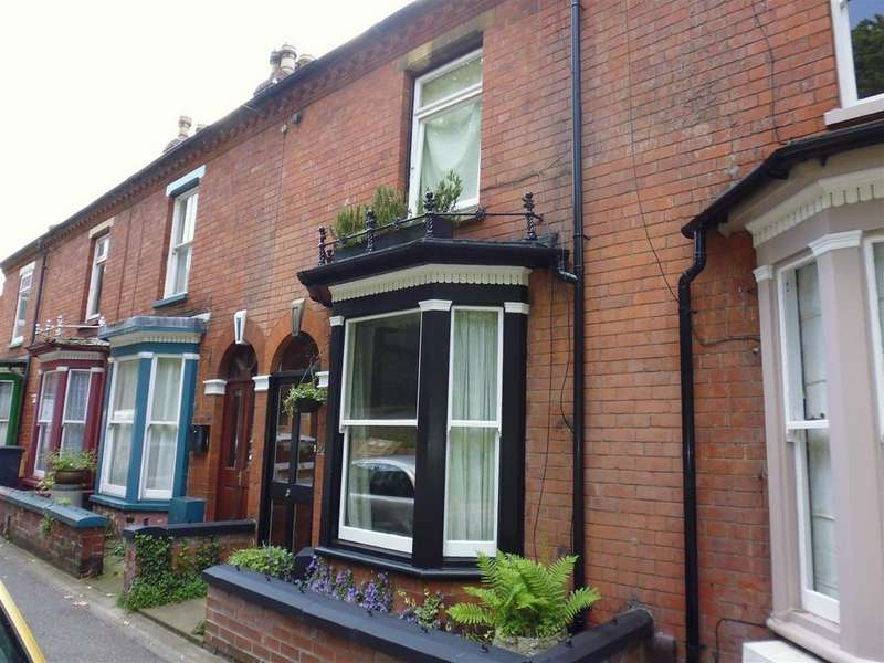 3 Bedrooms Terraced House for sale in Lindum Avenue, Lincoln