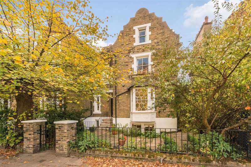 4 Bedrooms Terraced House for sale in De Beauvoir Square, Hackney, London