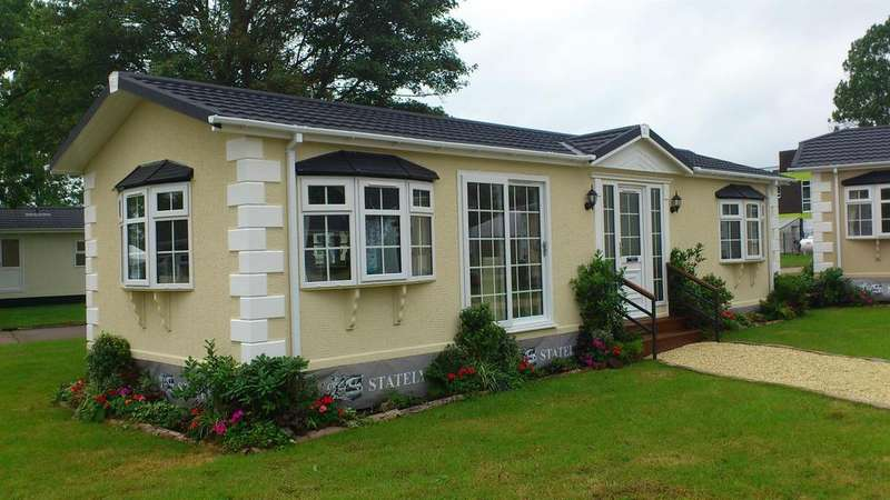 2 Bedrooms Park Home Mobile Home for sale in Charlcombe Park, Portishead, North Somerset, BS20 8LD