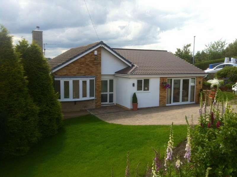3 Bedrooms Bungalow for sale in Penrith Grove, Ardsley, Barnsley, South Yorkshire, S71 5DG