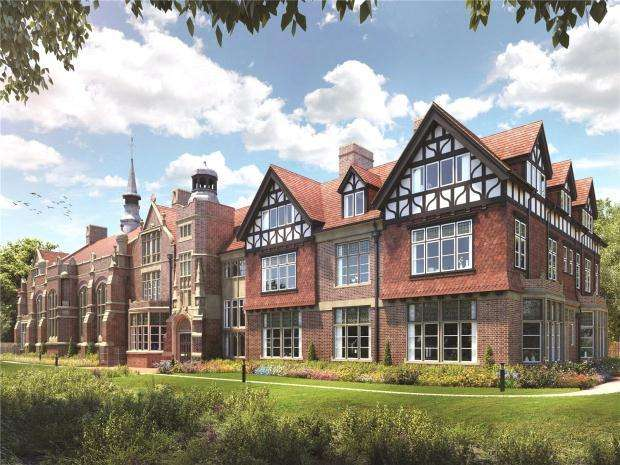 2 Bedrooms Apartment Flat for sale in Plot 4 Ashton Grove, Dunstable, Bedfordshire