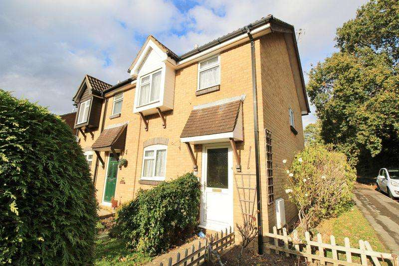 3 Bedrooms Semi Detached House for sale in Coachmans Copse, Southampton