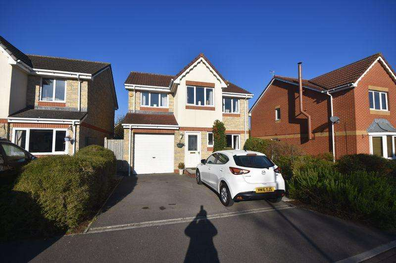 4 Bedrooms Detached House for sale in Wheelers Patch Emersons Green