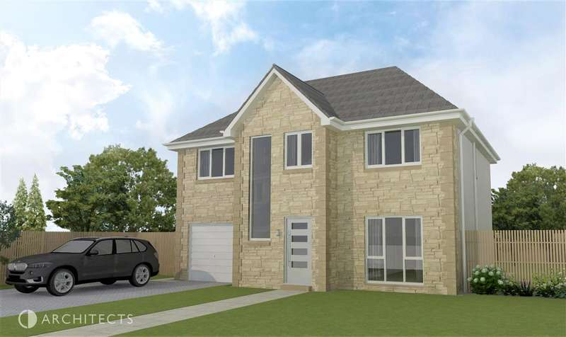 4 Bedrooms Detached House for sale in Moffat Manor, Plot 16 - The Miami, Airdrie