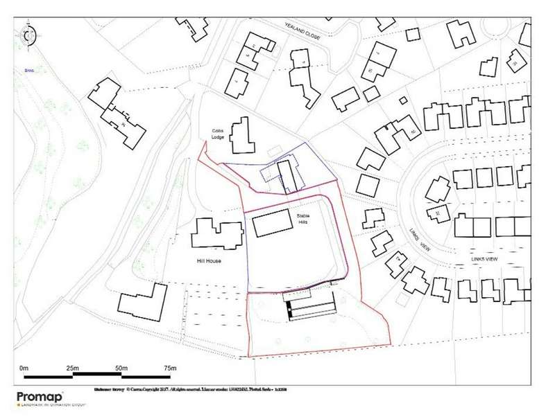 Property for sale in Plot with Planning Permission at Chadwick Hall Road, Bamford OL11