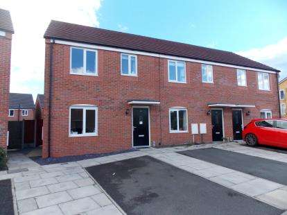 2 Bedrooms Terraced House for sale in Ottawa Gardens, Warrington, Cheshire