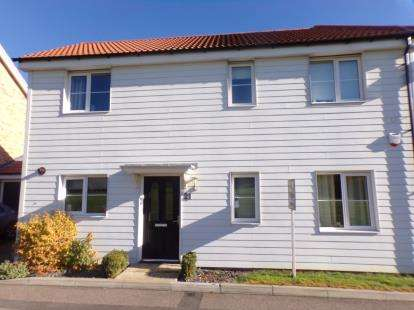 2 Bedrooms Semi Detached House for sale in Basildon, Essex