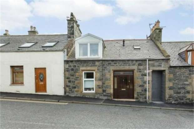 2 Bedrooms Terraced House for sale in Skene Street, Banff And Buchan, Aberdeenshire, AB44 1RN