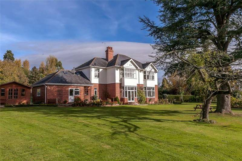 5 Bedrooms Unique Property for sale in Stoke Lacy, Nr Bromyard, Herefordshire, HR7