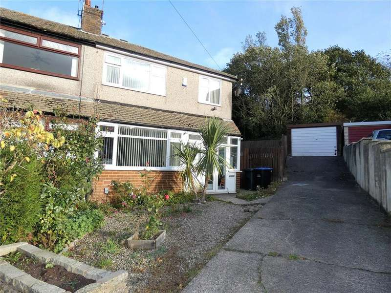 3 Bedrooms Semi Detached House for sale in Pasture Rise, Clayton, Bradford, BD14