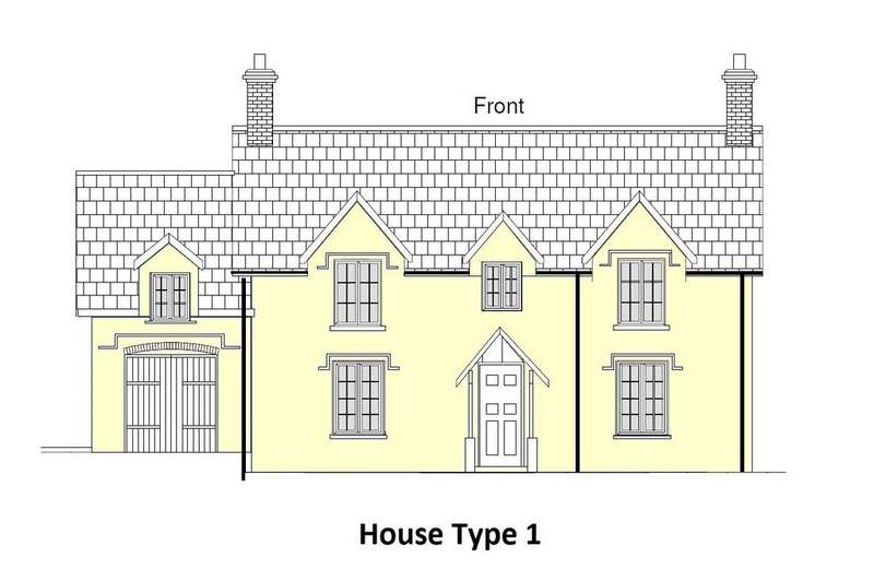 4 Bedrooms Detached House for sale in Gloch Wen, Rhiwderin, Newport, NP10