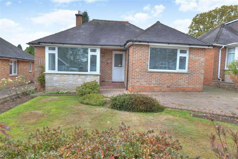 3 Bedrooms Detached Bungalow for sale in Apollo Road, Peverells Wood, Chandlers Ford, Hampshire