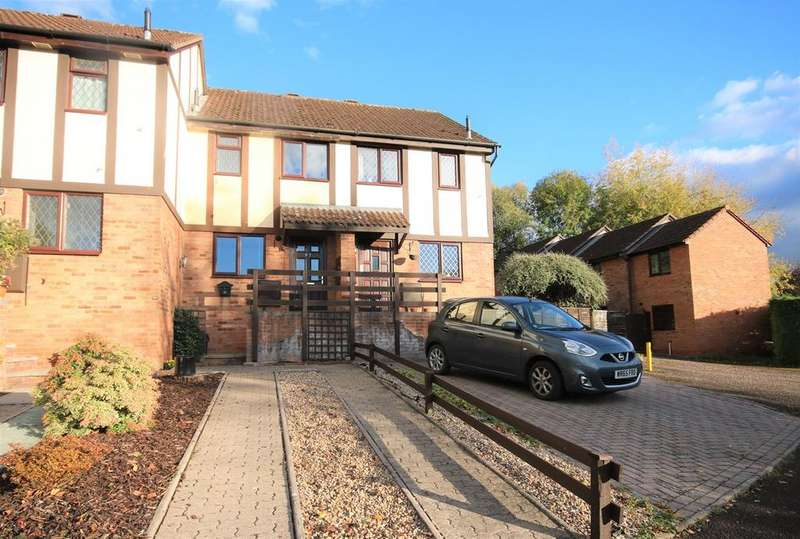 2 Bedrooms Terraced House for sale in Robinsons Meadow, Robinsons Meadow, Ledbury, HR8