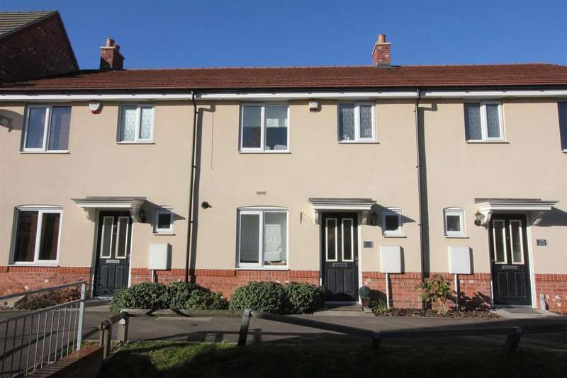 3 Bedrooms Town House for sale in Sansome Drive, Hinckley