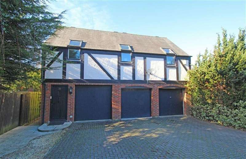 1 Bedroom Detached House for sale in Farriers Reach, Bishops Cleeve, Cheltenham, GL52