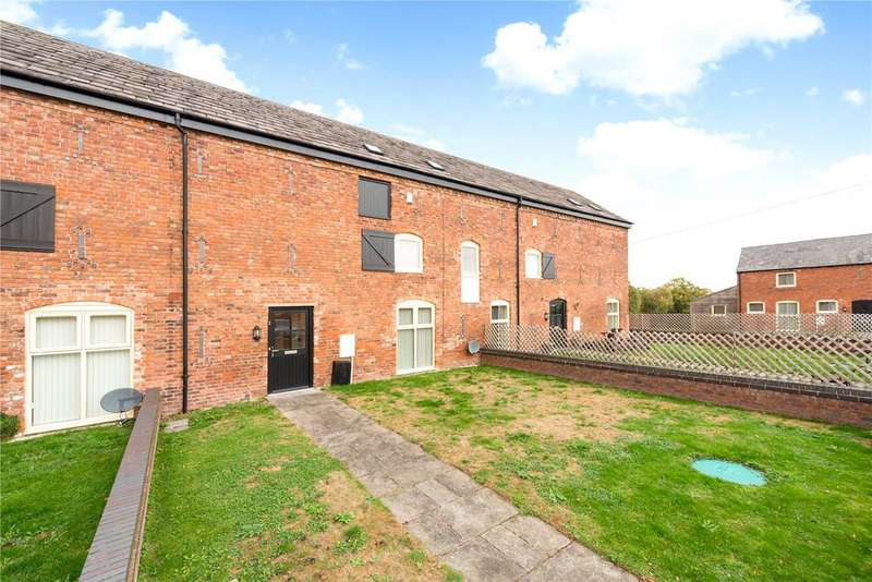 3 Bedrooms Terraced House for sale in Ridley Wood Court, Ridley Wood, Wrexham, Clwyd, LL13