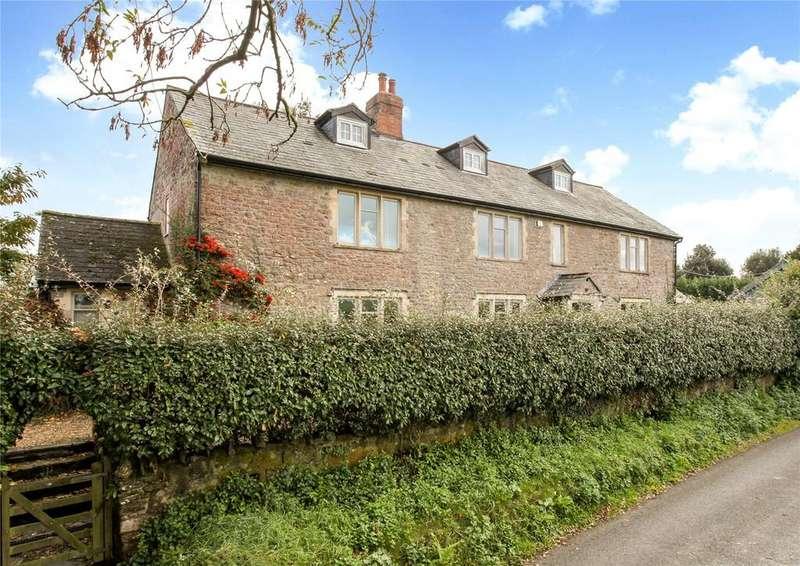4 Bedrooms Detached House for sale in Catsley Lane, Corscombe, Dorchester, Dorset, DT2