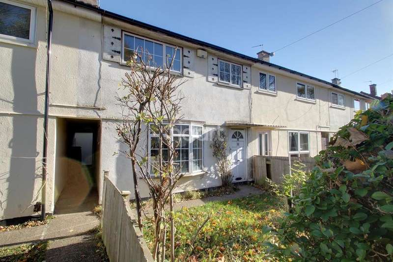 3 Bedrooms Terraced House for sale in Zetland Walk, Leicester